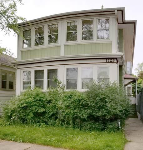 1123 Monroe Street, Evanston, IL 60201 (MLS #10494780) :: Berkshire Hathaway HomeServices Snyder Real Estate