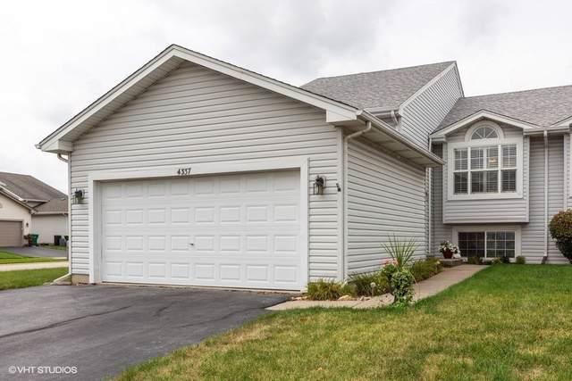 4337 Osullivan Drive, Joliet, IL 60431 (MLS #10494799) :: The Wexler Group at Keller Williams Preferred Realty