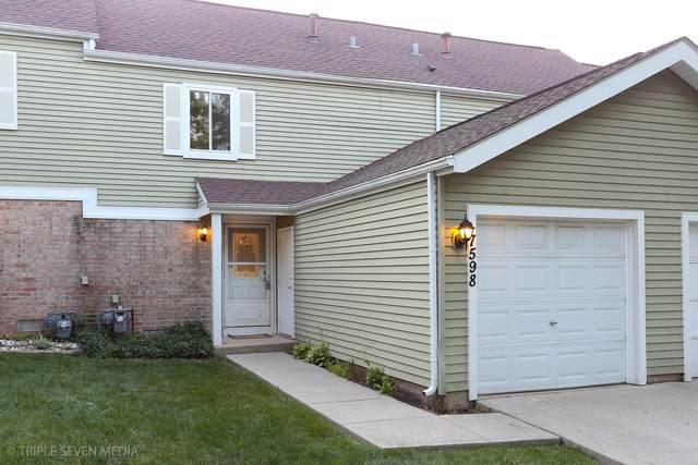 7598 Hearth Drive, Hanover Park, IL 60133 (MLS #10494805) :: Angela Walker Homes Real Estate Group