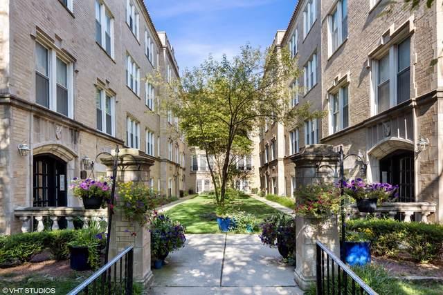 4514 N Ashland Avenue A1s, Chicago, IL 60640 (MLS #10494818) :: John Lyons Real Estate