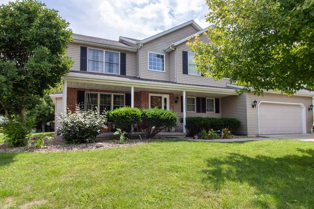 1611 Ensign Drive, Normal, IL 61761 (MLS #10494838) :: Janet Jurich Realty Group