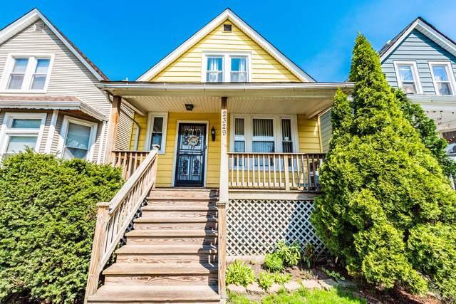 2329 N Tripp Avenue, Chicago, IL 60639 (MLS #10494864) :: Angela Walker Homes Real Estate Group