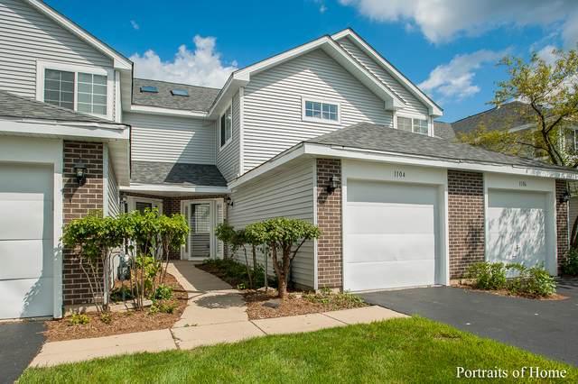 1104 E Wilson Avenue #8, Lombard, IL 60148 (MLS #10494898) :: Angela Walker Homes Real Estate Group