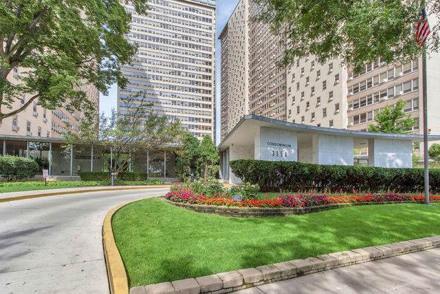 3950 N Lake Shore Drive #320, Chicago, IL 60613 (MLS #10494916) :: The Mattz Mega Group