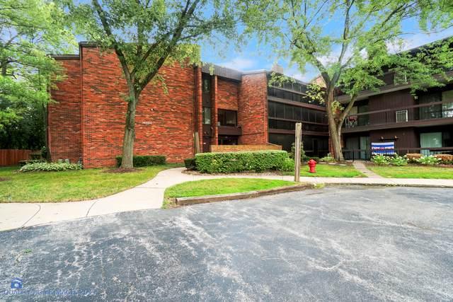 14500 Linder Court G2, Oak Forest, IL 60452 (MLS #10494921) :: Berkshire Hathaway HomeServices Snyder Real Estate