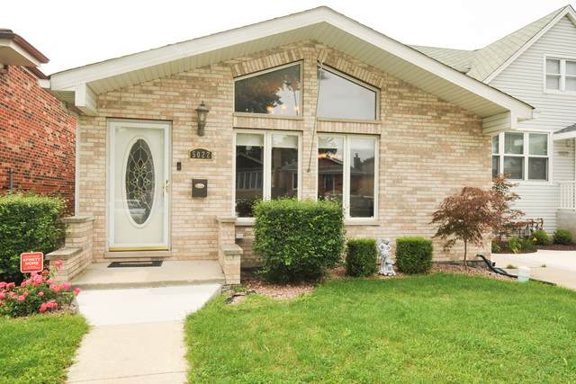 5022 S Laramie Avenue, Stickney, IL 60638 (MLS #10494929) :: Berkshire Hathaway HomeServices Snyder Real Estate