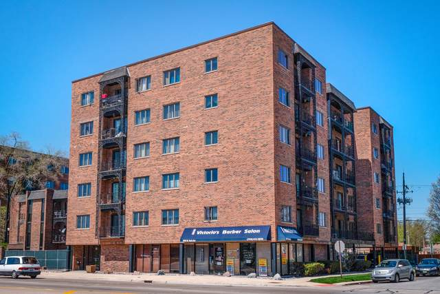 7904 W North Avenue 604E, Elmwood Park, IL 60707 (MLS #10494943) :: The Wexler Group at Keller Williams Preferred Realty