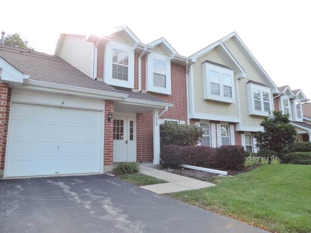 205 E Ashbury Lane E E3, Roselle, IL 60172 (MLS #10494956) :: Ani Real Estate
