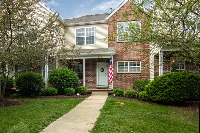544 Clayton Circle #3, Sycamore, IL 60178 (MLS #10494957) :: Berkshire Hathaway HomeServices Snyder Real Estate
