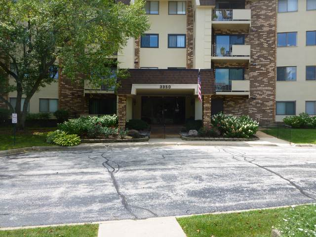 3350 N Carriageway Drive #112, Arlington Heights, IL 60004 (MLS #10494979) :: Berkshire Hathaway HomeServices Snyder Real Estate