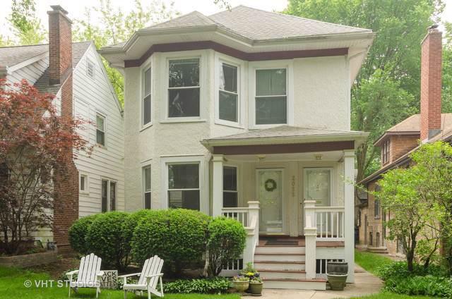 2022 Colfax Street, Evanston, IL 60201 (MLS #10494982) :: Berkshire Hathaway HomeServices Snyder Real Estate
