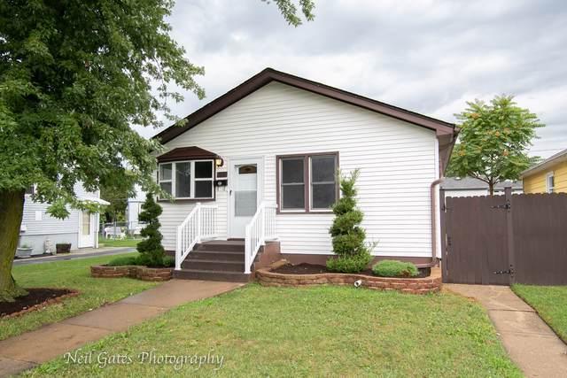 14311 S Cleveland Avenue, Posen, IL 60469 (MLS #10495002) :: Angela Walker Homes Real Estate Group