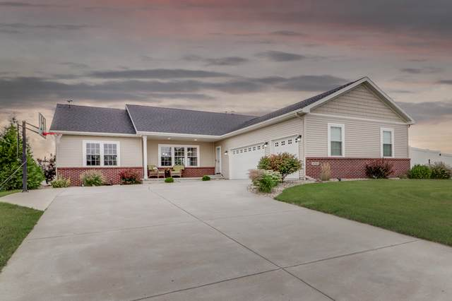 3793 Renaissance Drive, Normal, IL 61761 (MLS #10495006) :: Berkshire Hathaway HomeServices Snyder Real Estate
