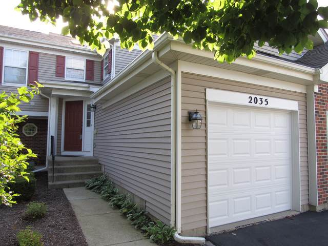 2035 Waverly Lane #2035, Algonquin, IL 60102 (MLS #10495018) :: Ryan Dallas Real Estate