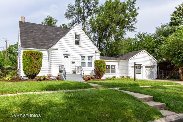 1226 Lincoln Avenue, Chicago Heights, IL 60411 (MLS #10495049) :: Berkshire Hathaway HomeServices Snyder Real Estate