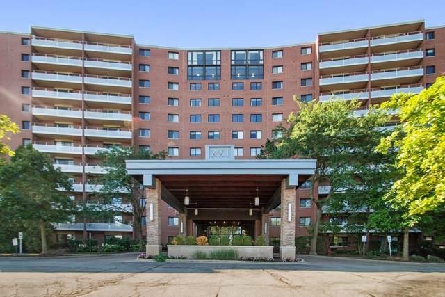 21 Kristin Drive #621, Schaumburg, IL 60195 (MLS #10495051) :: John Lyons Real Estate