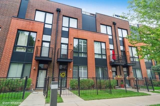 2344 W Wolfram Street C, Chicago, IL 60618 (MLS #10495052) :: BNRealty