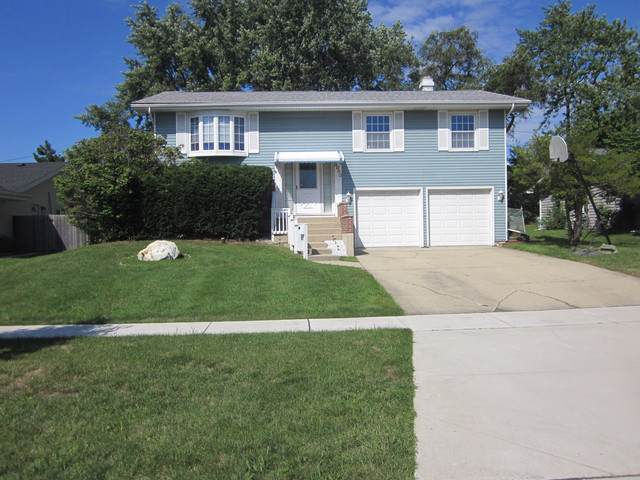 2040 Hilltop Road, Hoffman Estates, IL 60169 (MLS #10495060) :: Berkshire Hathaway HomeServices Snyder Real Estate
