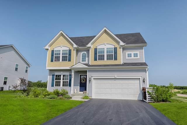 984 Sunburst Lane, Gilberts, IL 60136 (MLS #10495063) :: John Lyons Real Estate