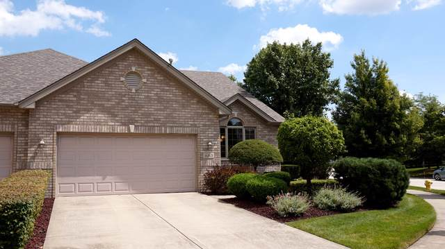 16163 Hillcrest Circle, Orland Park, IL 60467 (MLS #10495082) :: Berkshire Hathaway HomeServices Snyder Real Estate