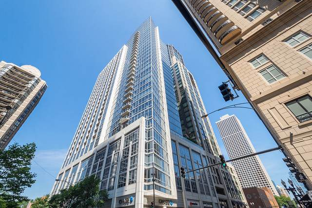 2 W Delaware Place #1504, Chicago, IL 60610 (MLS #10495085) :: Berkshire Hathaway HomeServices Snyder Real Estate