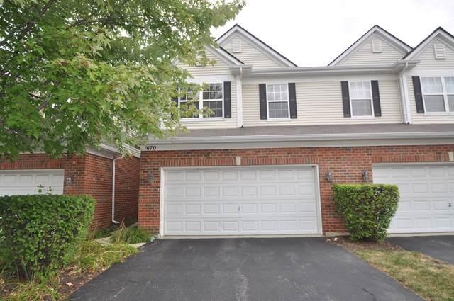 1670 Buckingham Drive #0, Des Plaines, IL 60016 (MLS #10495133) :: John Lyons Real Estate