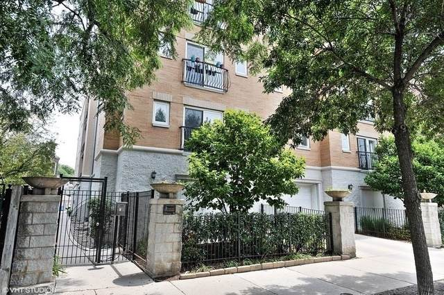 2021 N Kedzie Avenue 3E, Chicago, IL 60647 (MLS #10495137) :: Property Consultants Realty