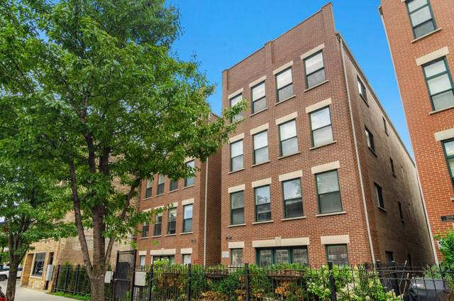 2305 W Chicago Avenue #1, Chicago, IL 60622 (MLS #10495169) :: Berkshire Hathaway HomeServices Snyder Real Estate