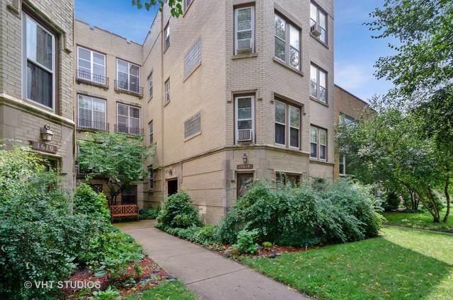 1614 Monroe Street 3E, Evanston, IL 60202 (MLS #10495171) :: Berkshire Hathaway HomeServices Snyder Real Estate