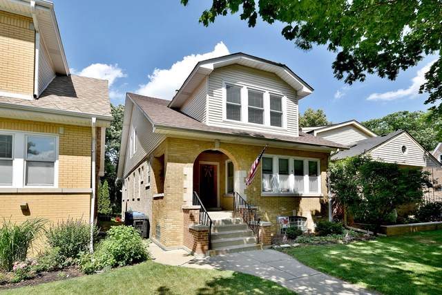 6033 N Menard Avenue, Chicago, IL 60646 (MLS #10495193) :: The Perotti Group | Compass Real Estate