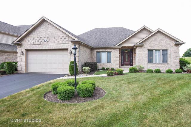 9119 Loch Glen Drive, Lakewood, IL 60014 (MLS #10495195) :: Berkshire Hathaway HomeServices Snyder Real Estate