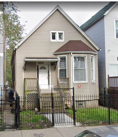 5527 S Carpenter Street, Chicago, IL 60621 (MLS #10495248) :: Angela Walker Homes Real Estate Group