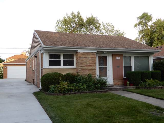 7133 N Mobile Avenue, Chicago, IL 60646 (MLS #10495253) :: The Perotti Group | Compass Real Estate