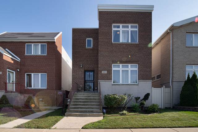 457 W 86th Place, Chicago, IL 60620 (MLS #10495261) :: Berkshire Hathaway HomeServices Snyder Real Estate