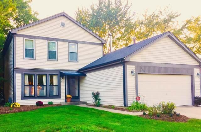 505 Ronnie Drive, Buffalo Grove, IL 60089 (MLS #10495278) :: John Lyons Real Estate