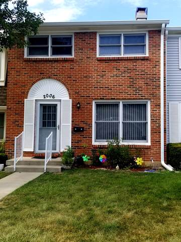2006 Farnham Court, Schaumburg, IL 60194 (MLS #10495321) :: Berkshire Hathaway HomeServices Snyder Real Estate