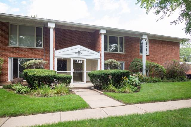 1314 S New Wilke Road 1C, Arlington Heights, IL 60005 (MLS #10495325) :: Berkshire Hathaway HomeServices Snyder Real Estate