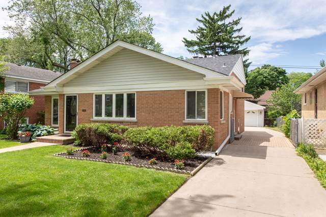 1512 S Ashland Avenue, Park Ridge, IL 60068 (MLS #10495326) :: The Wexler Group at Keller Williams Preferred Realty