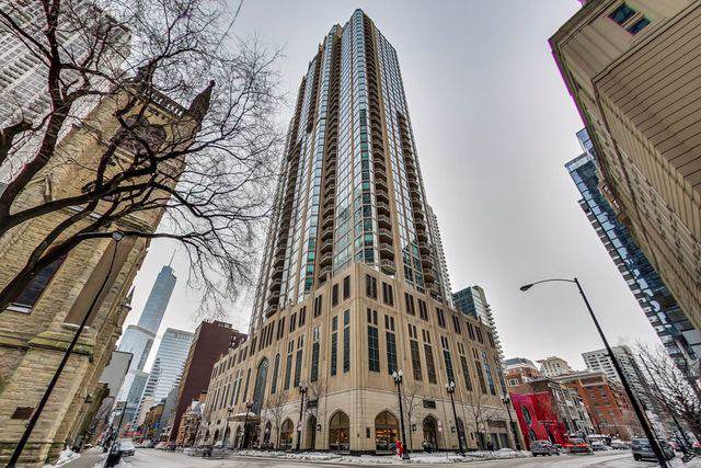 21 E Huron Street #1104, Chicago, IL 60611 (MLS #10495329) :: Property Consultants Realty