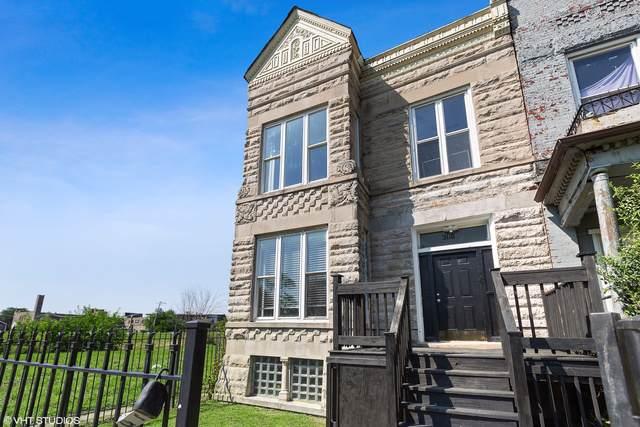 3116 W Monroe Street, Chicago, IL 60612 (MLS #10495346) :: Angela Walker Homes Real Estate Group