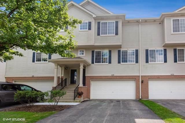 420 Evergreen Circle -, Gilberts, IL 60136 (MLS #10495347) :: John Lyons Real Estate