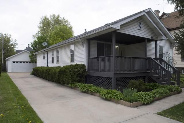 613 E Benton Street, Joliet, IL 60432 (MLS #10495348) :: Berkshire Hathaway HomeServices Snyder Real Estate