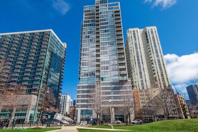 653 N Kingsbury Street #1001, Chicago, IL 60654 (MLS #10495354) :: BNRealty