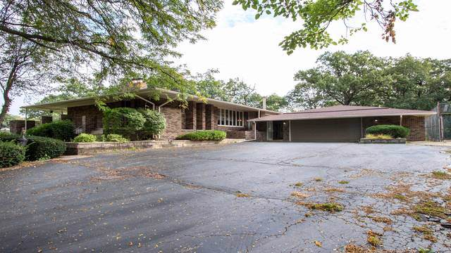 8501 W 128th Street, Palos Park, IL 60464 (MLS #10495361) :: Berkshire Hathaway HomeServices Snyder Real Estate