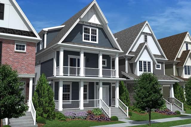 210 N West Street, Wheaton, IL 60187 (MLS #10495413) :: Ryan Dallas Real Estate