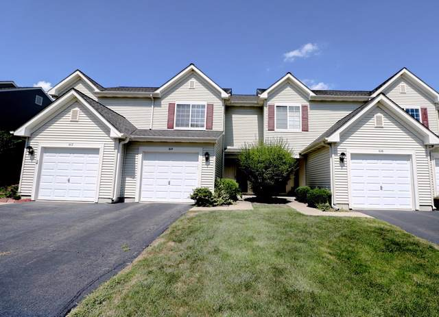 614 Caleb Drive #614, Ottawa, IL 61350 (MLS #10495414) :: Berkshire Hathaway HomeServices Snyder Real Estate