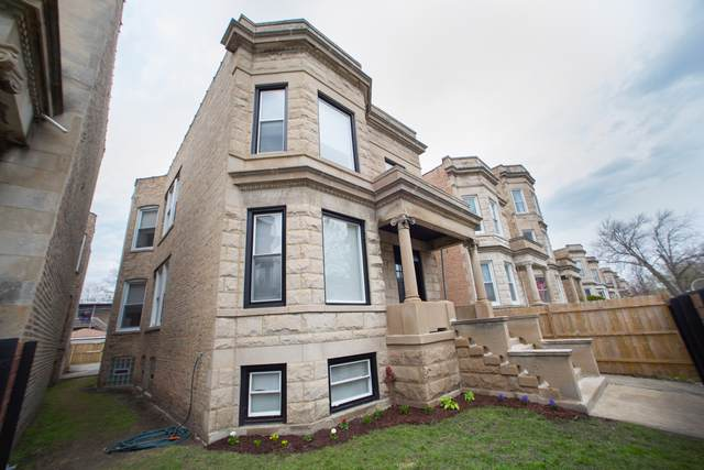 5746 S Peoria Street, Chicago, IL 60621 (MLS #10495438) :: Angela Walker Homes Real Estate Group