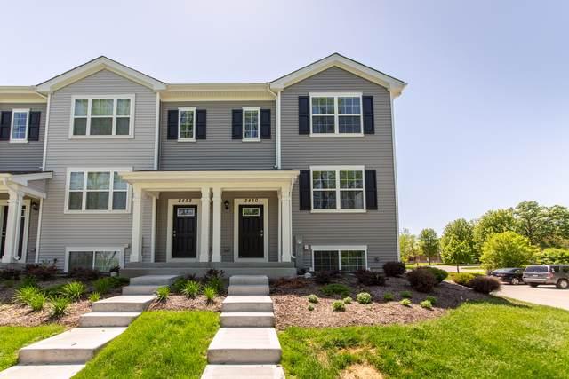 2450 Aurora Drive, Pingree Grove, IL 60140 (MLS #10495439) :: John Lyons Real Estate