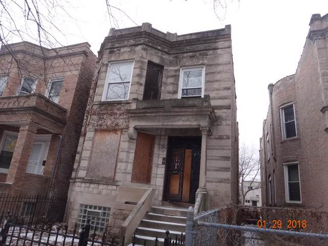 6542 S Green Street, Chicago, IL 60621 (MLS #10495446) :: Angela Walker Homes Real Estate Group