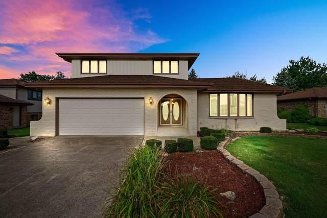 14410 S West Glen Drive, Homer Glen, IL 60491 (MLS #10495457) :: Berkshire Hathaway HomeServices Snyder Real Estate